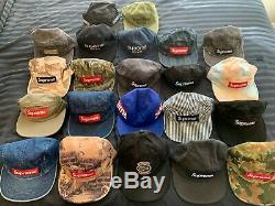 22 Supreme Hat Collection, Bogo-free Shipping