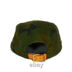AUTHENTIC LOUIS VUITTON Camp cap MP1875 cap Supreme 17AW camouflage camouf