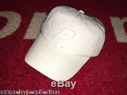 Palace Skateboards 2016 S/s P 6-panel Hat Supreme White Canvas S Camp Cap