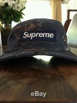 Supreme Camp Cap Dogs and Ducks