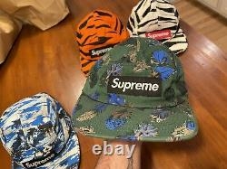 Supreme Camp Cap Feathers! (EXTREMELY RARE & 100% Authentic!)