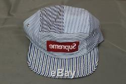Supreme F/W 2012 CDG Camp Cap Pre-Owned FREE SHIPPING