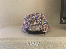 Supreme Liberty Jewels Red F/W 2014 Camp Cap 5 Panel Hat Deadstock