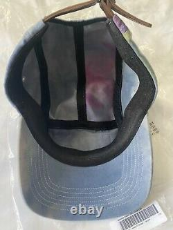 Supreme SS21 washed chino twill camp cap multicolor, new