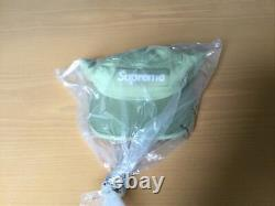 Supreme Washed Chino Twill Camp Cap Olive Green, New